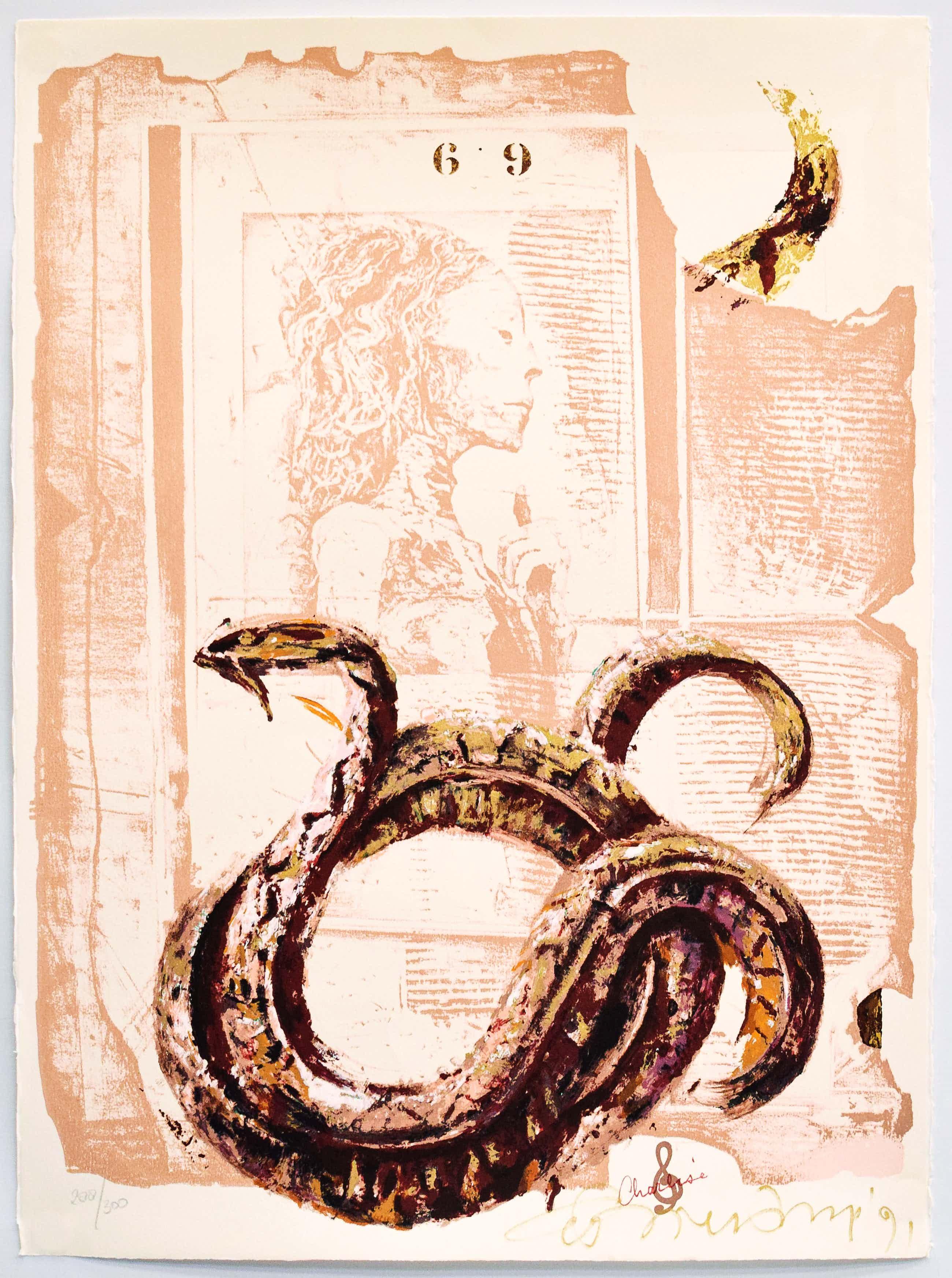 Gerti Bierenbroodspot - Serpent kopen? Bied vanaf 45!