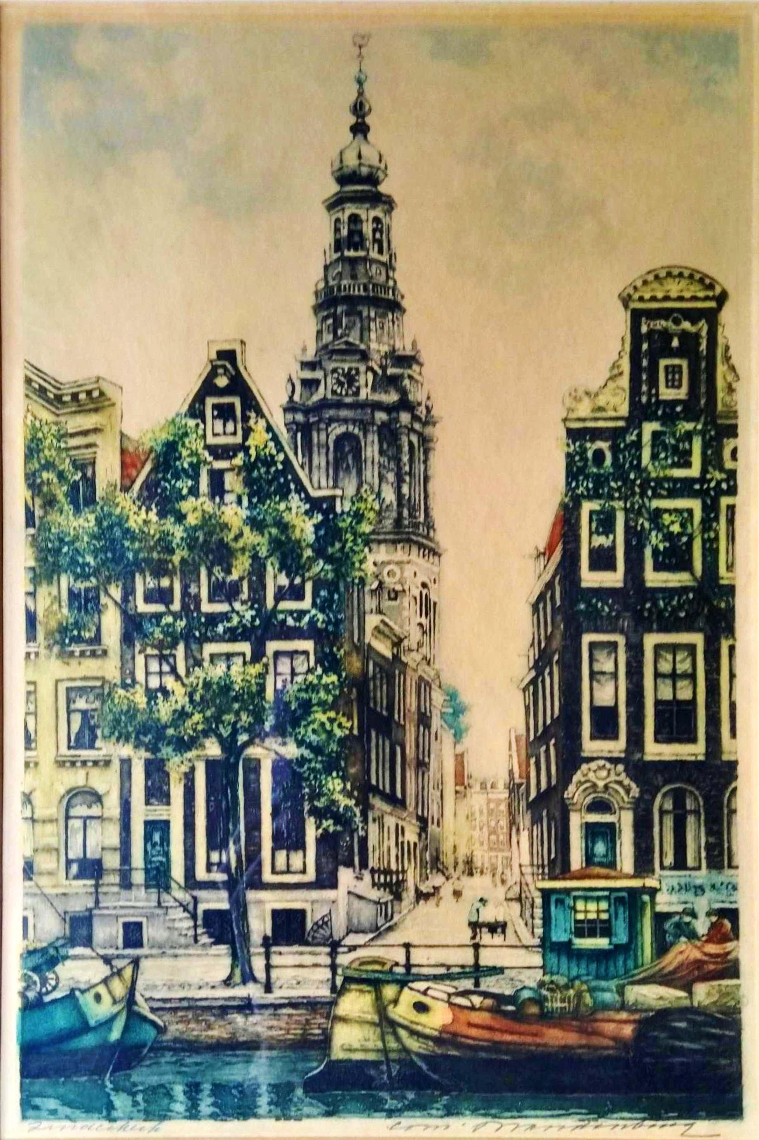 Cornelis Brandenburg - Zuiderkerk kopen? Bied vanaf 70!