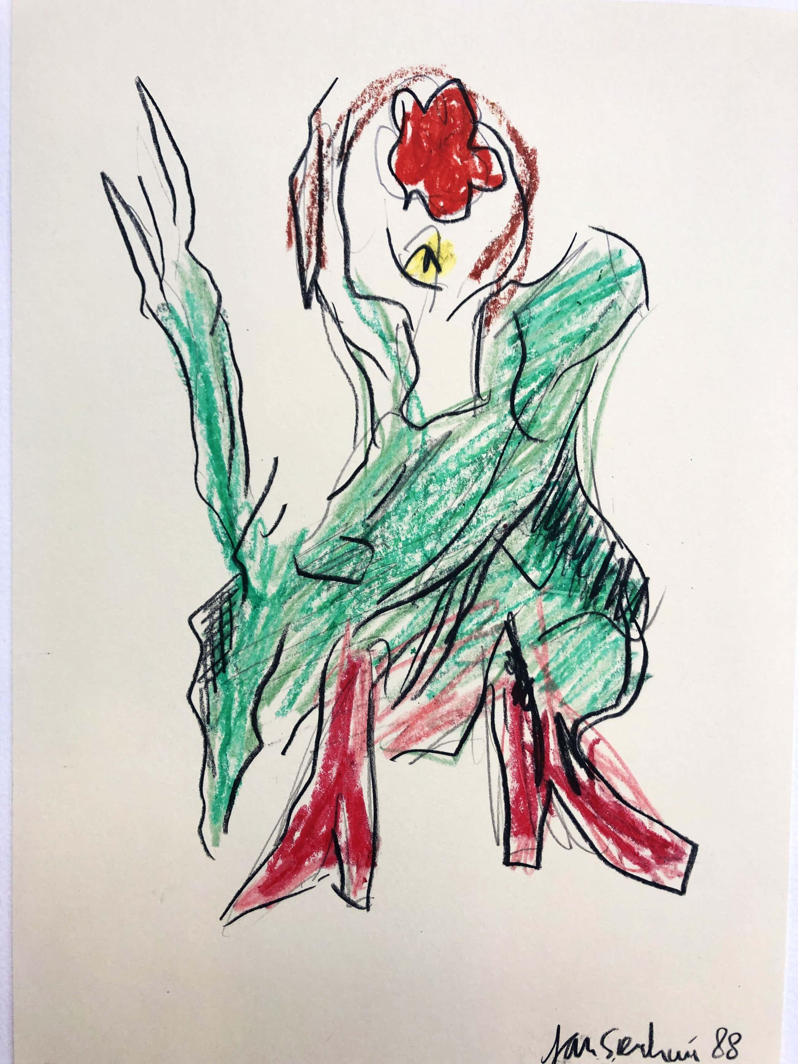 Jan Sierhuis - Flamingo I kopen? Bied vanaf 135!
