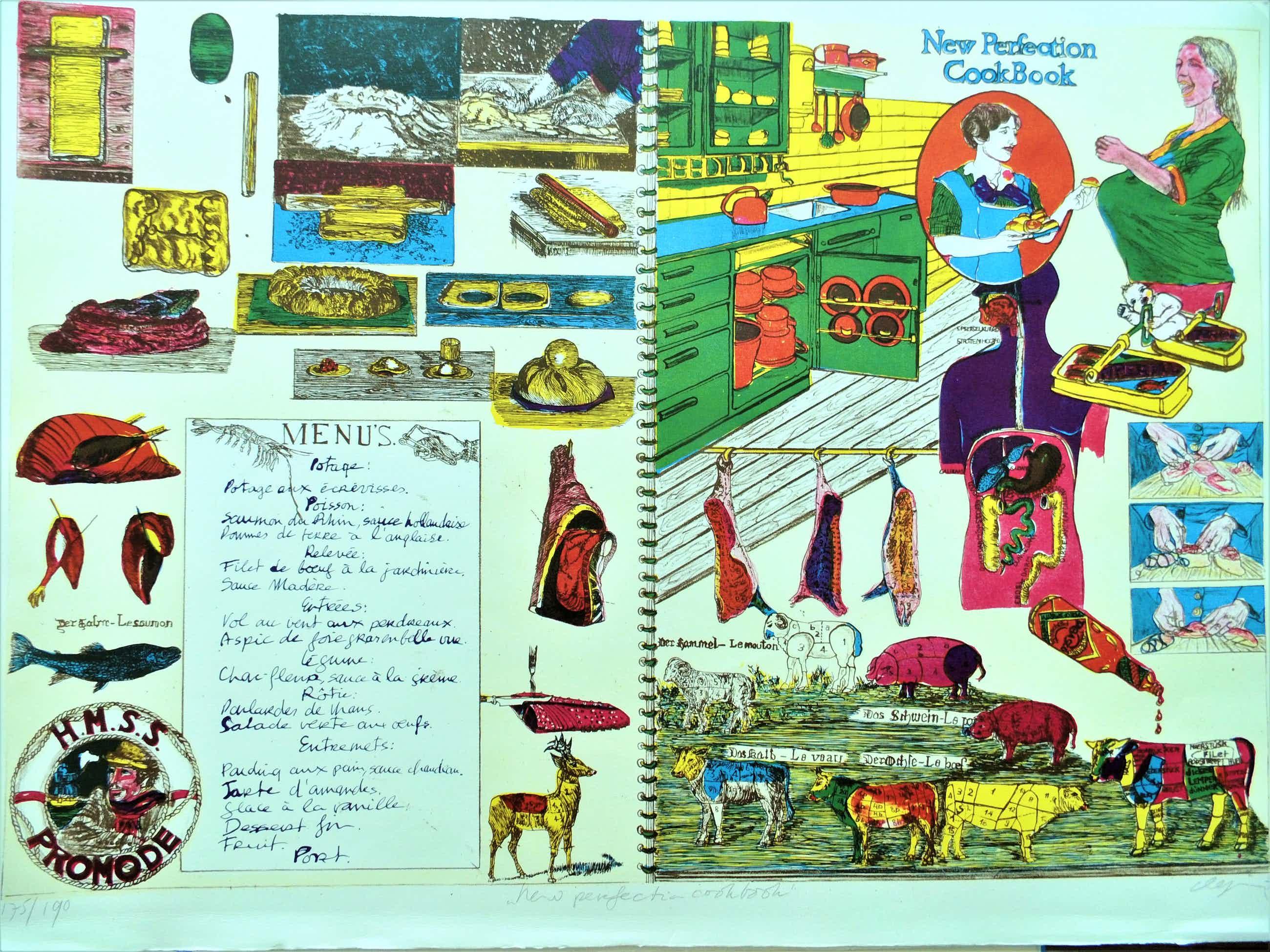 Jacqueline de Jong - New perfection Cookbook kopen? Bied vanaf 65!