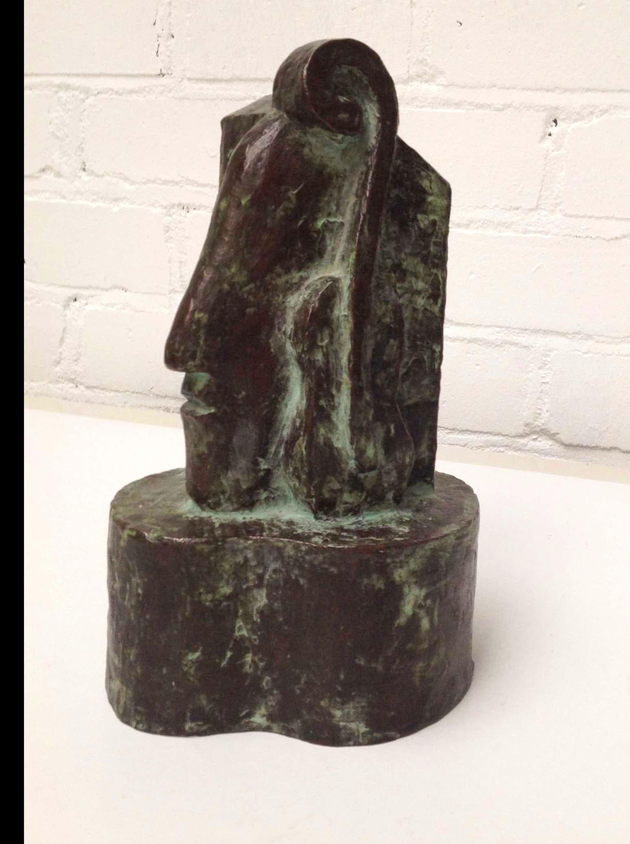 Sigurdur Gudmundsson - Beeld brons, uniek exemplaar kopen? Bied vanaf 1485!