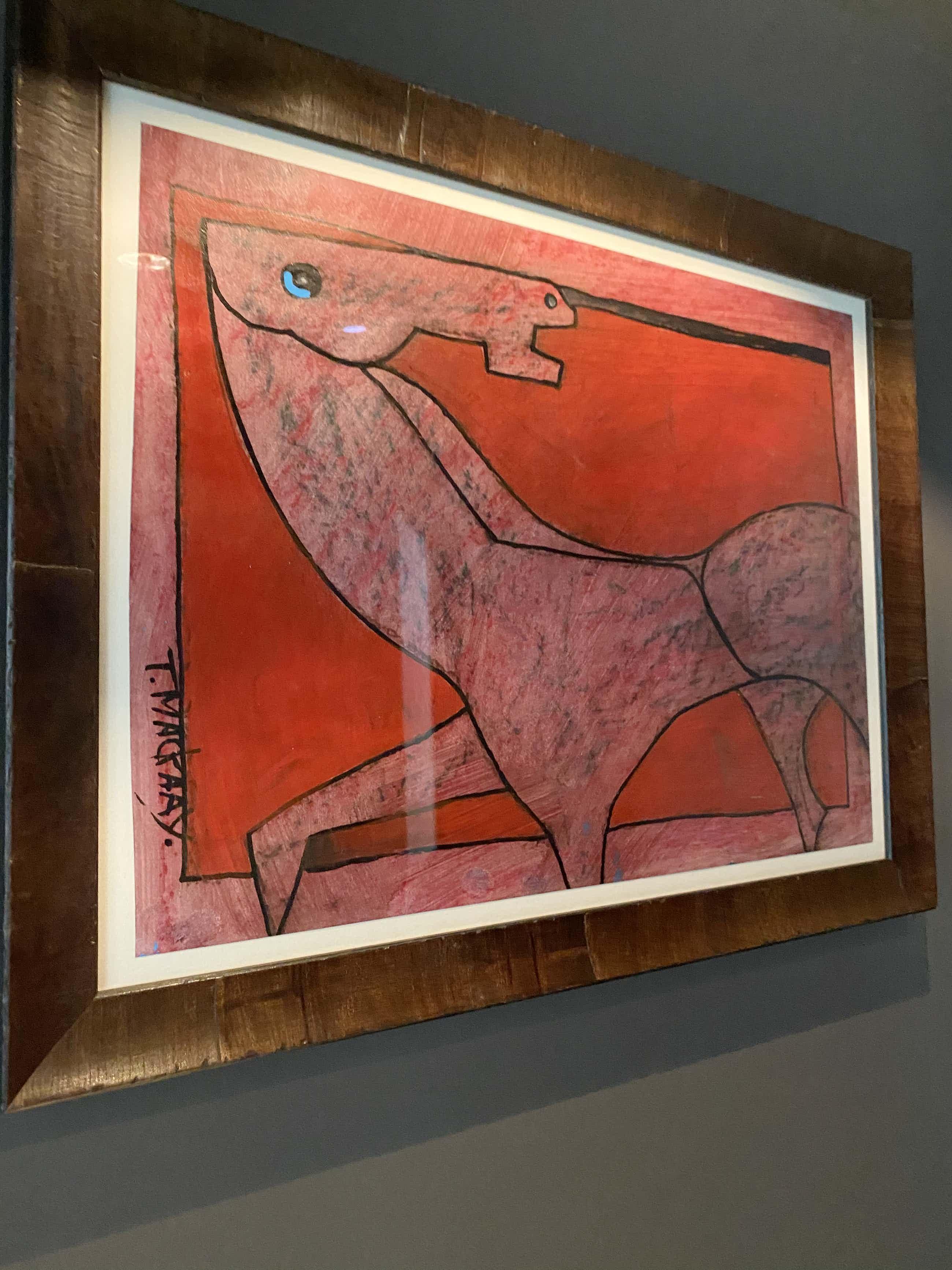 Theo Mackaay - Paard rood kopen? Bied vanaf 260!