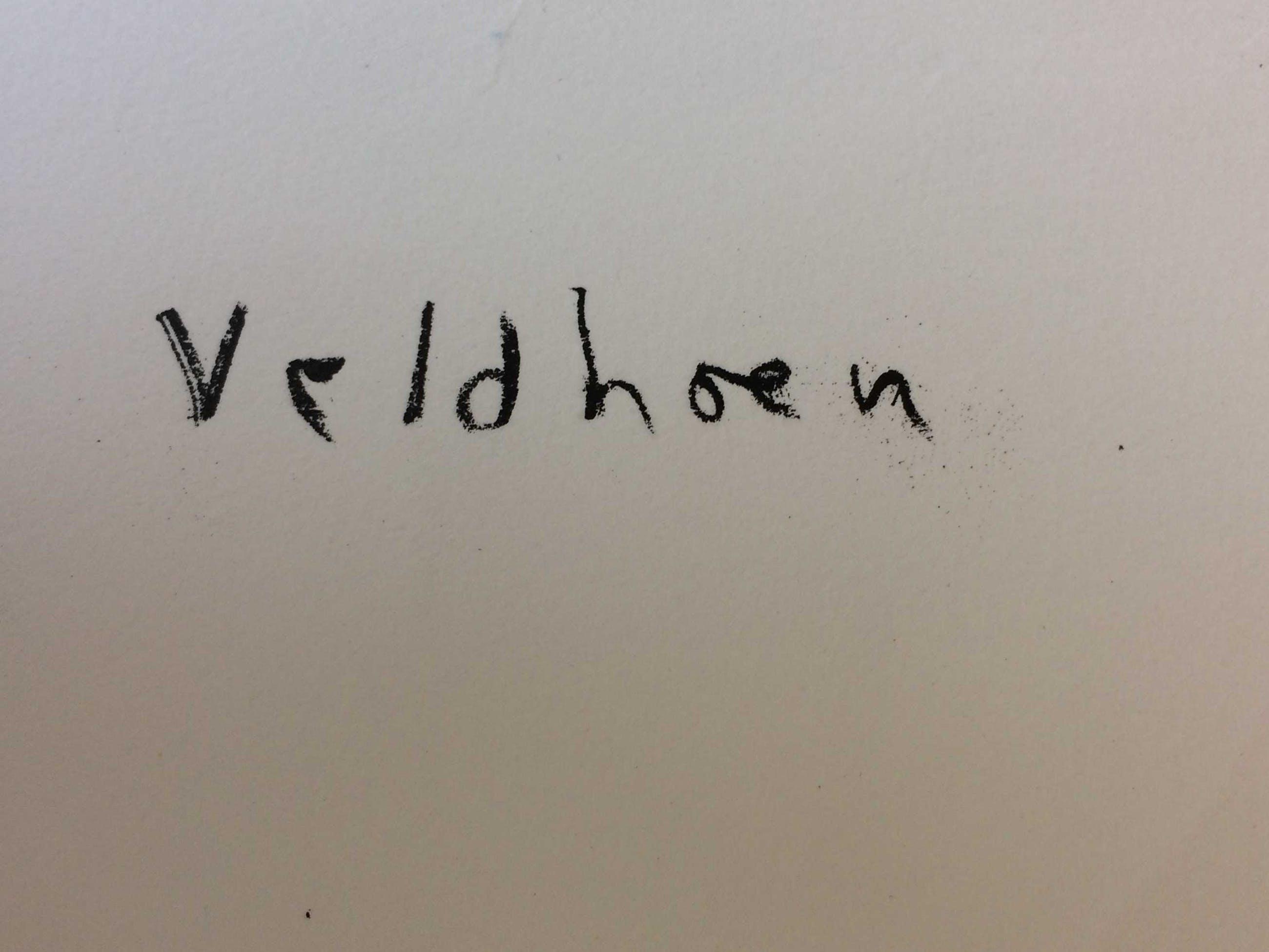 Paul Citroen - Veldhoen kopen? Bied vanaf 35!