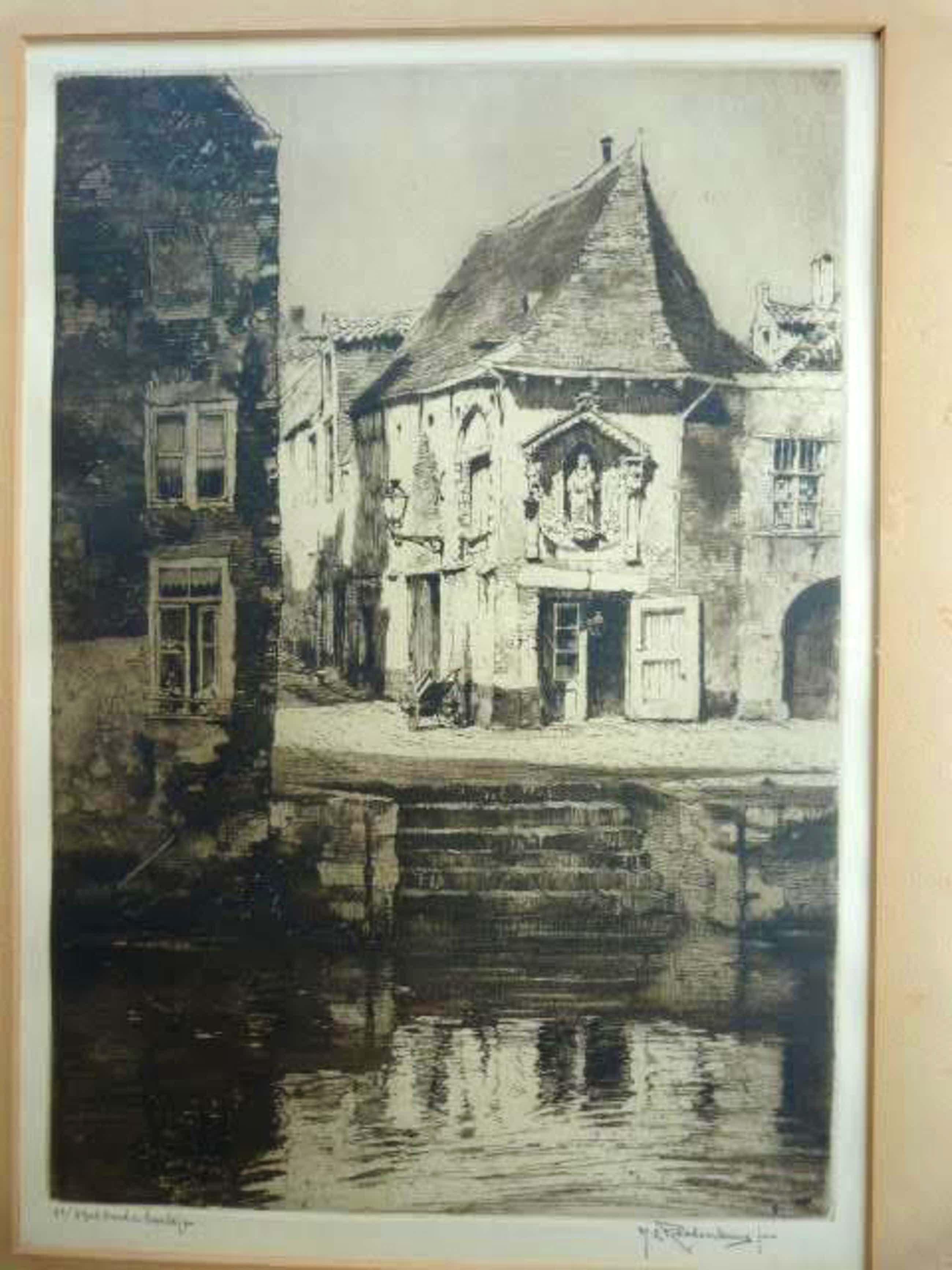 Hendrikus Roodenburg - 't- Oude Hoekje, Mechelen. kopen? Bied vanaf 45!