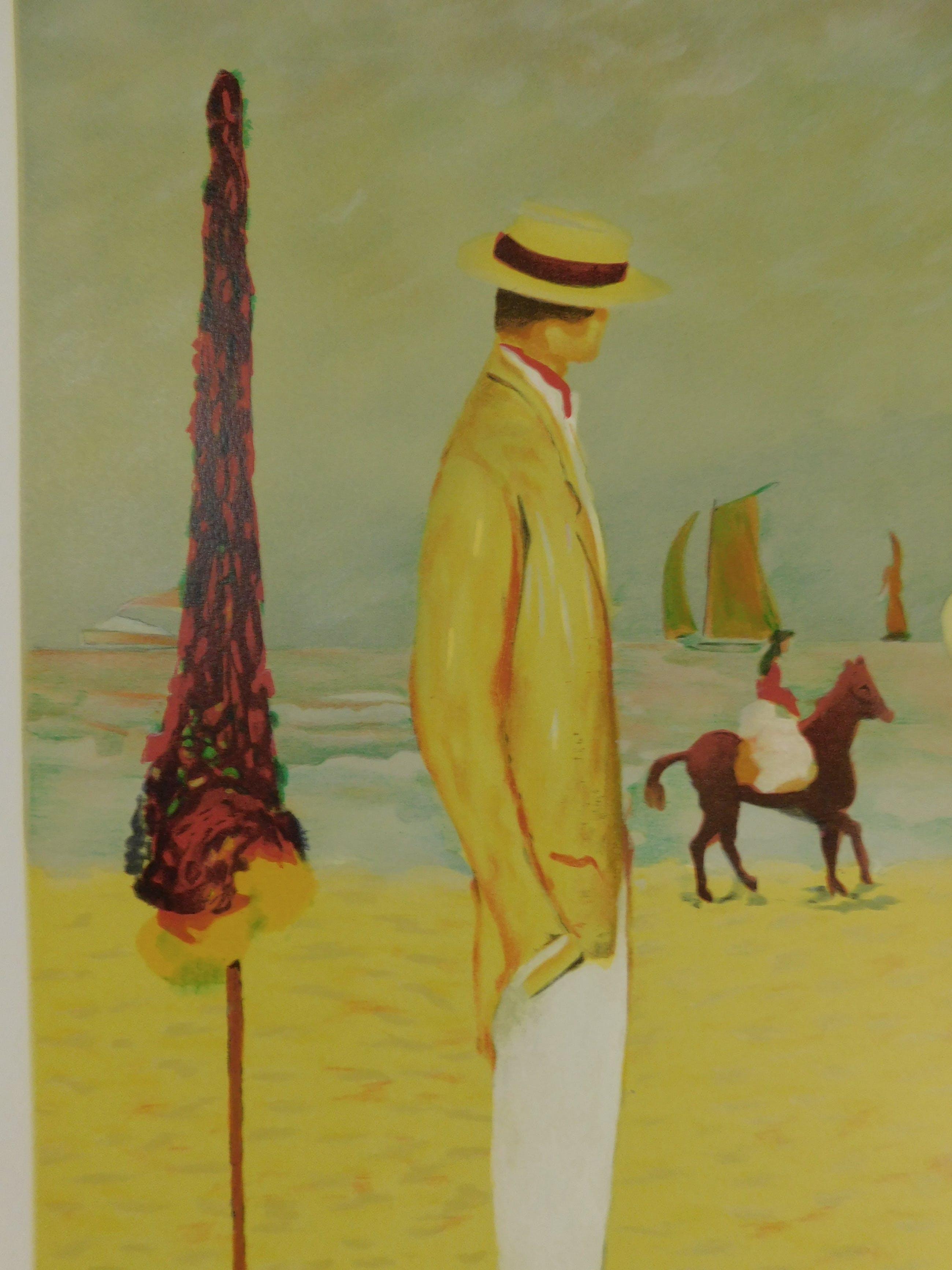 Ramon Dilley - Deauville, élégance kopen? Bied vanaf 35!