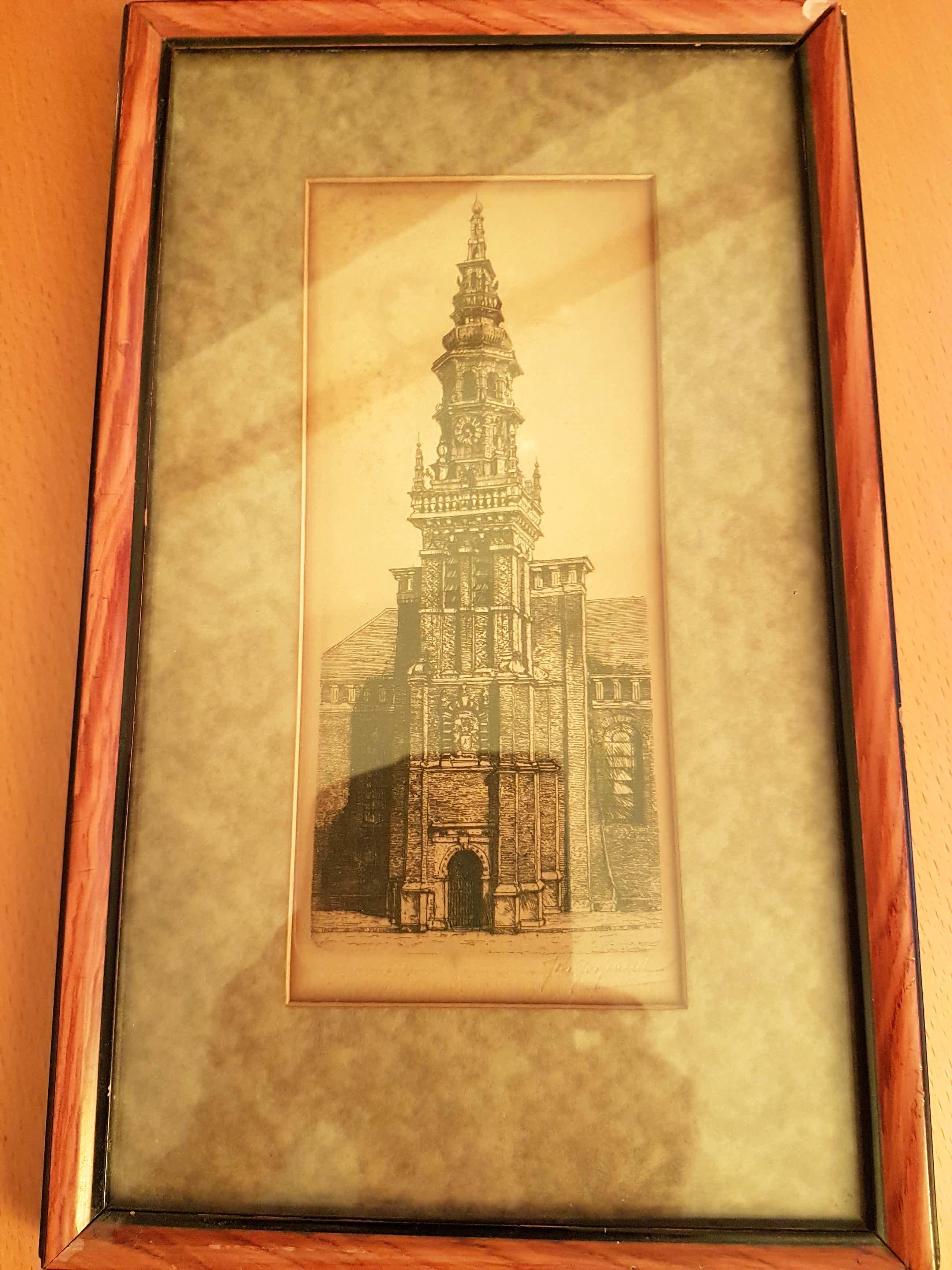 Johannes Josseaud - Nieuwe kerk te Haarlem kopen? Bied vanaf 35!