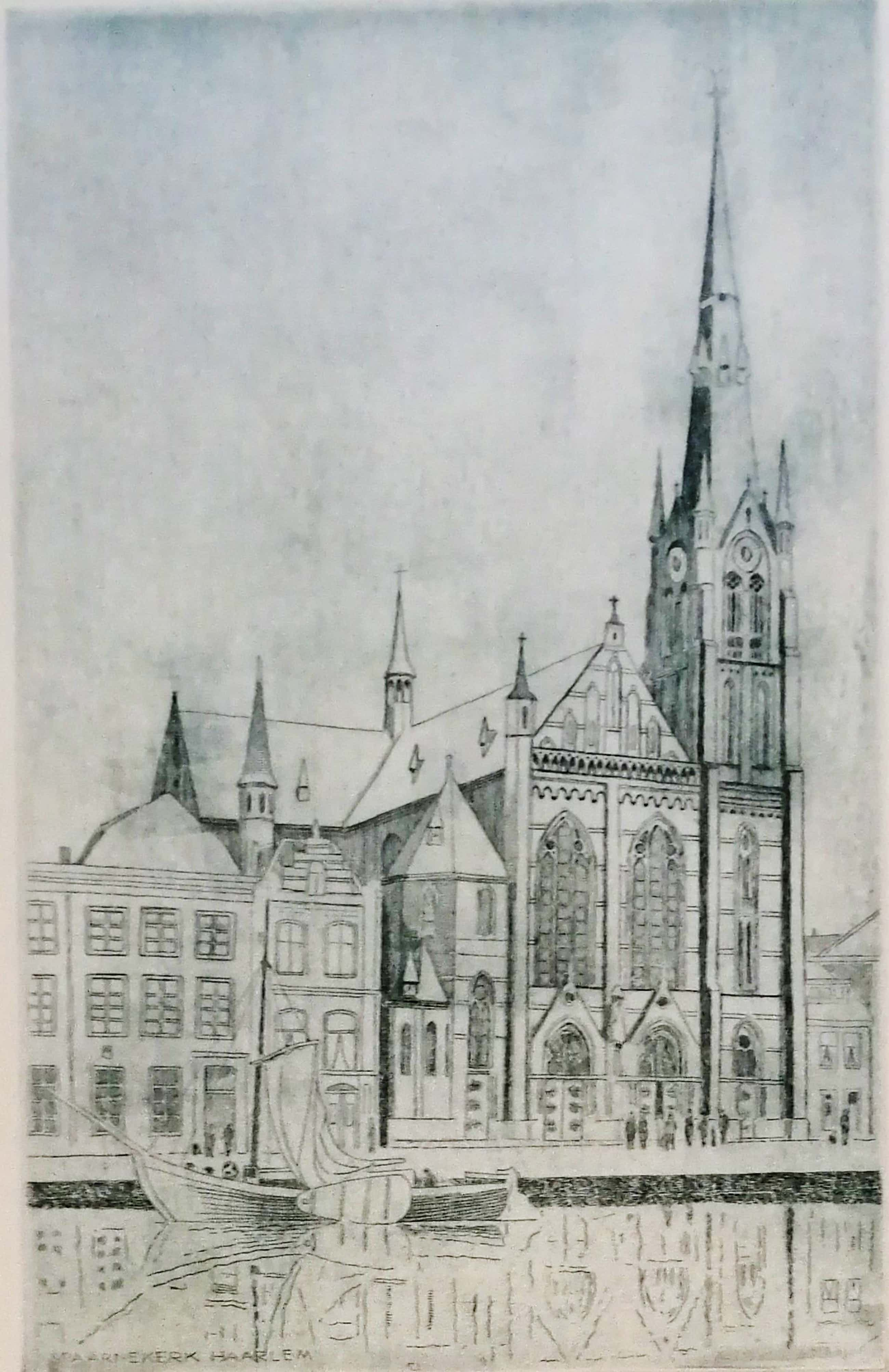 Poppe Damave - Spaarne Kerk Haarlem kopen? Bied vanaf 60!