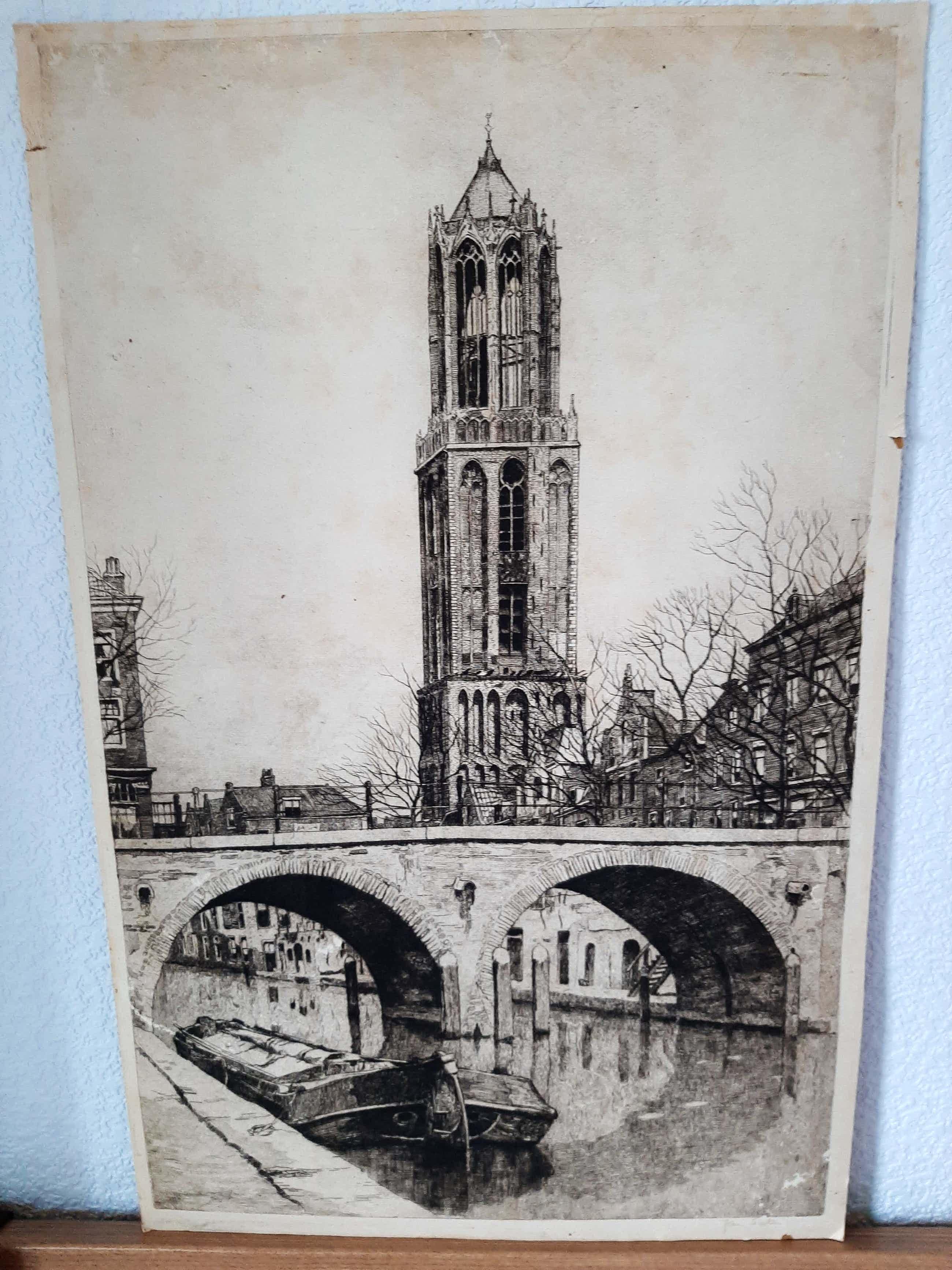 Jan Sirks - Domtoren in Utrecht kopen? Bied vanaf 71!