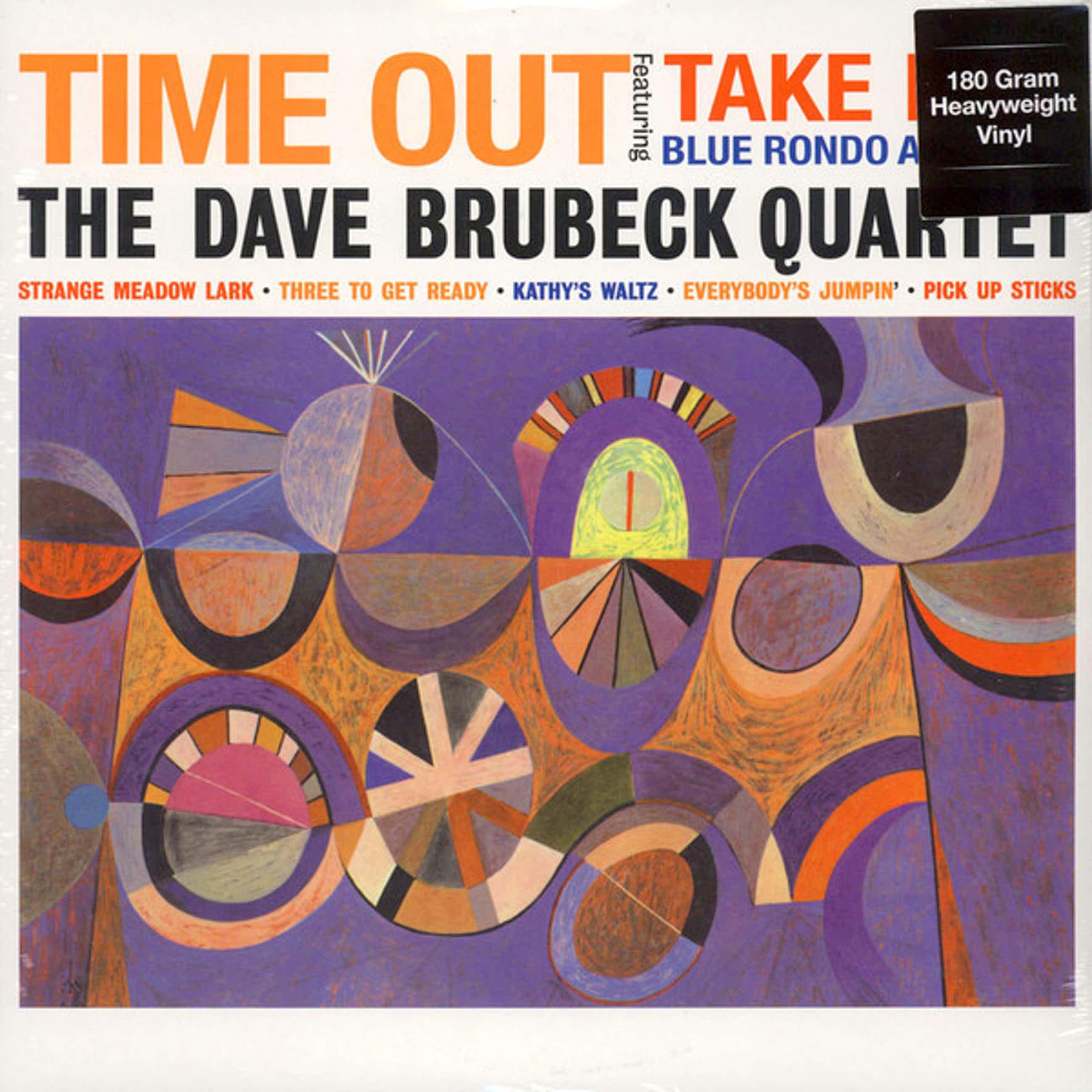 Dave Brubeck - Time Out kopen? Bied vanaf 13!