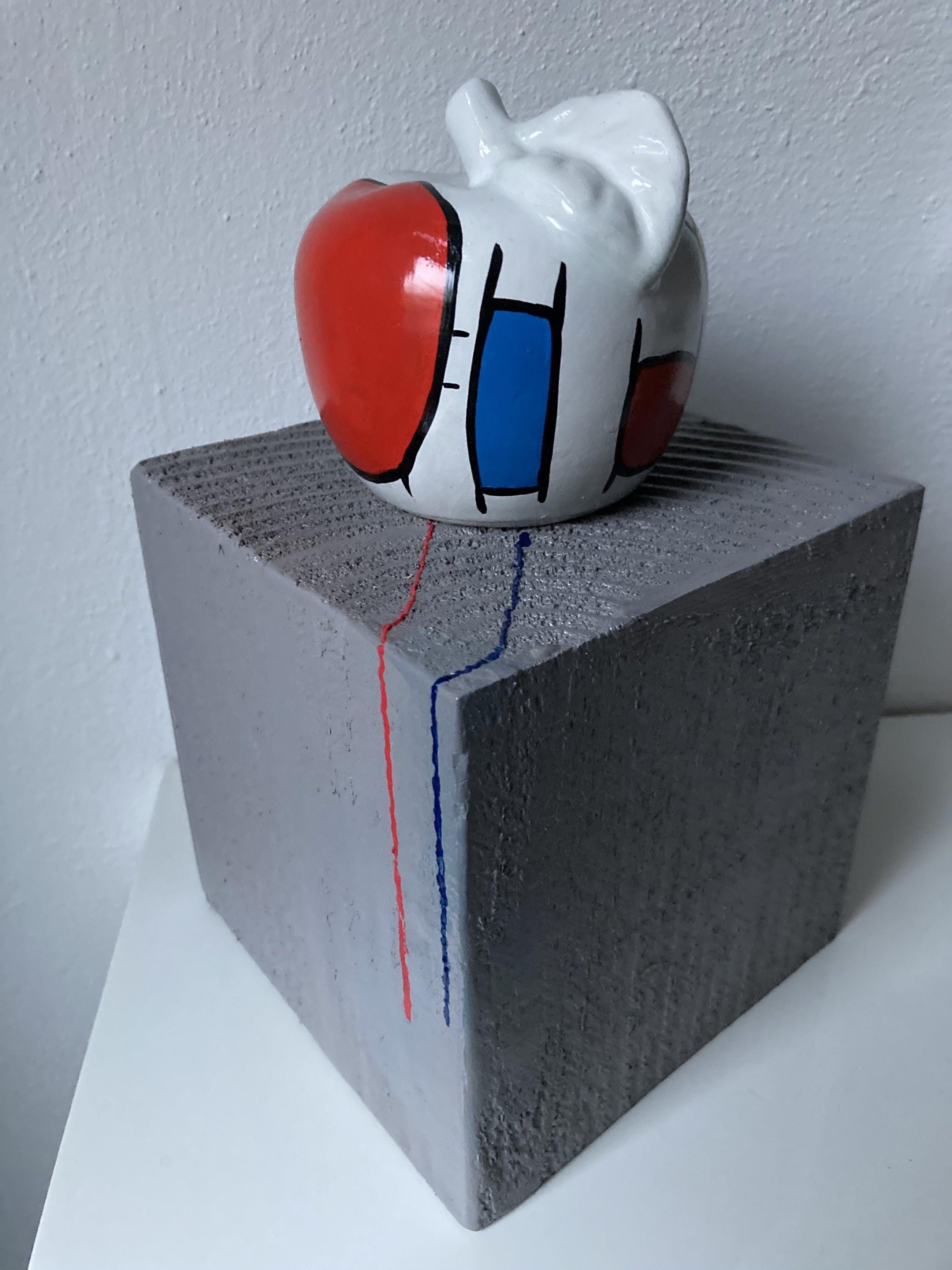 Marianne Bey - Like Apple / Mondriaan style kopen? Bied vanaf 70!