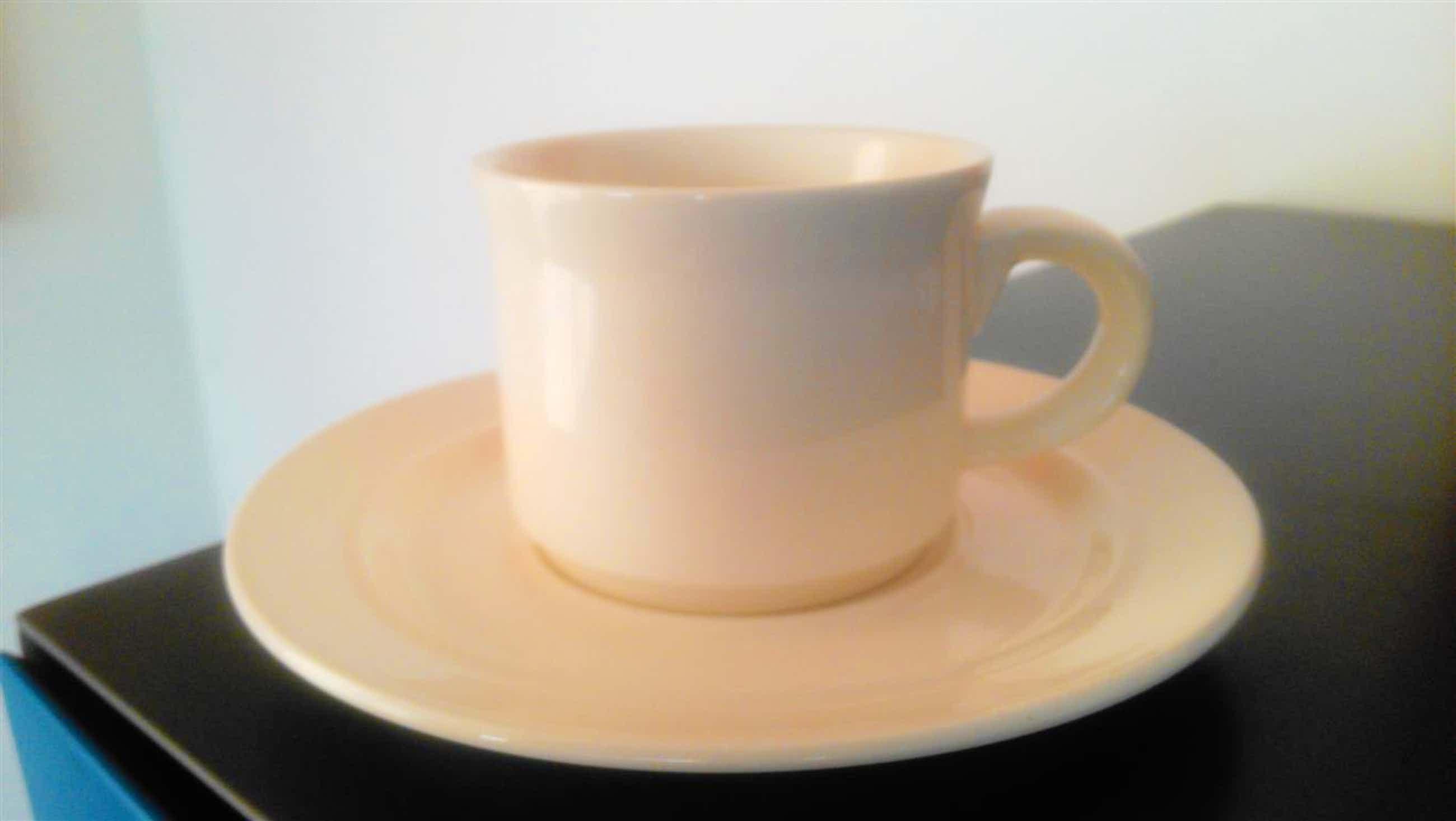 Piet Stockmans - koffiekopjes met schotel 6x kopen? Bied vanaf 18!