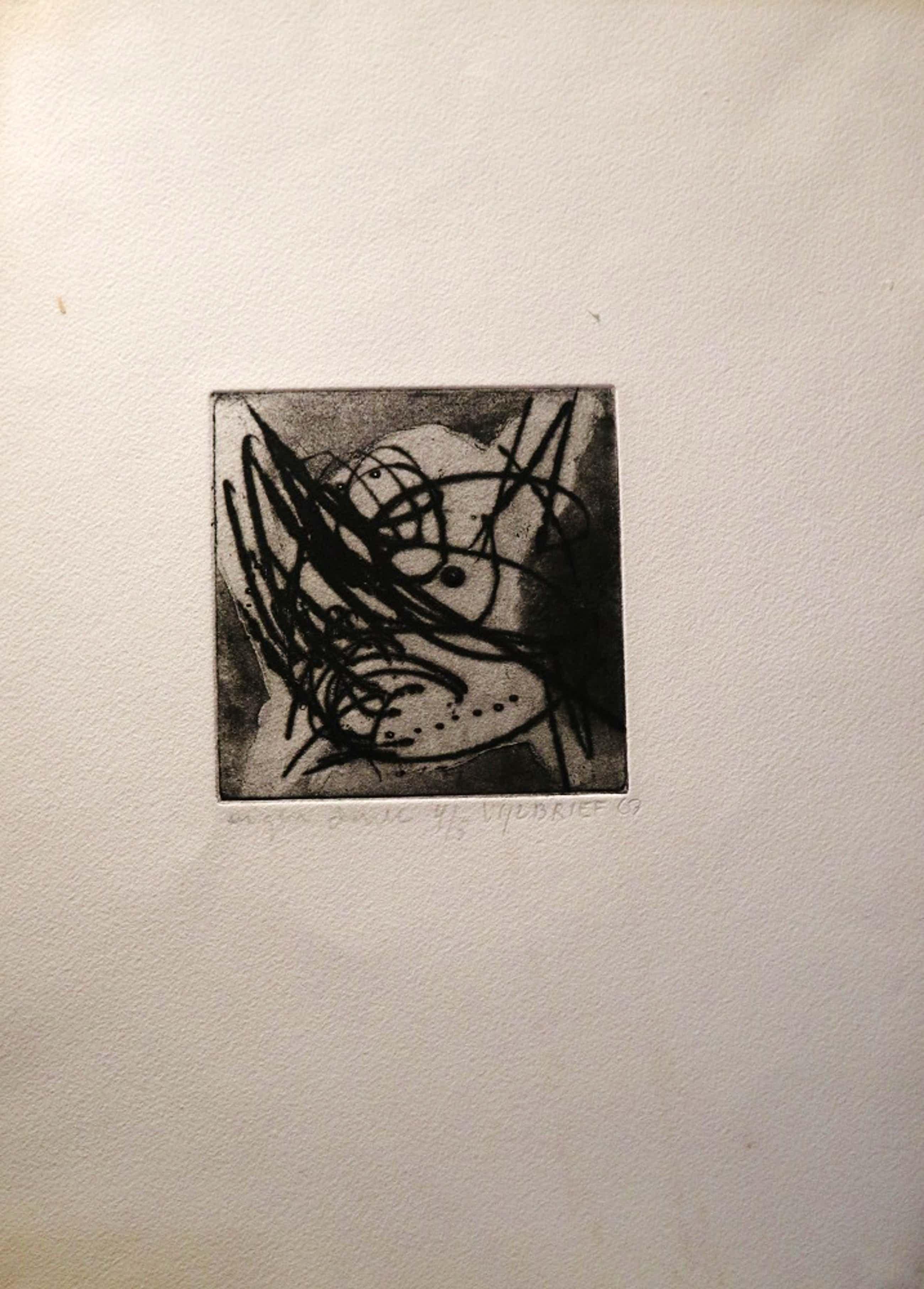 Ernst Vijlbrief - abstractie kopen? Bied vanaf 1!