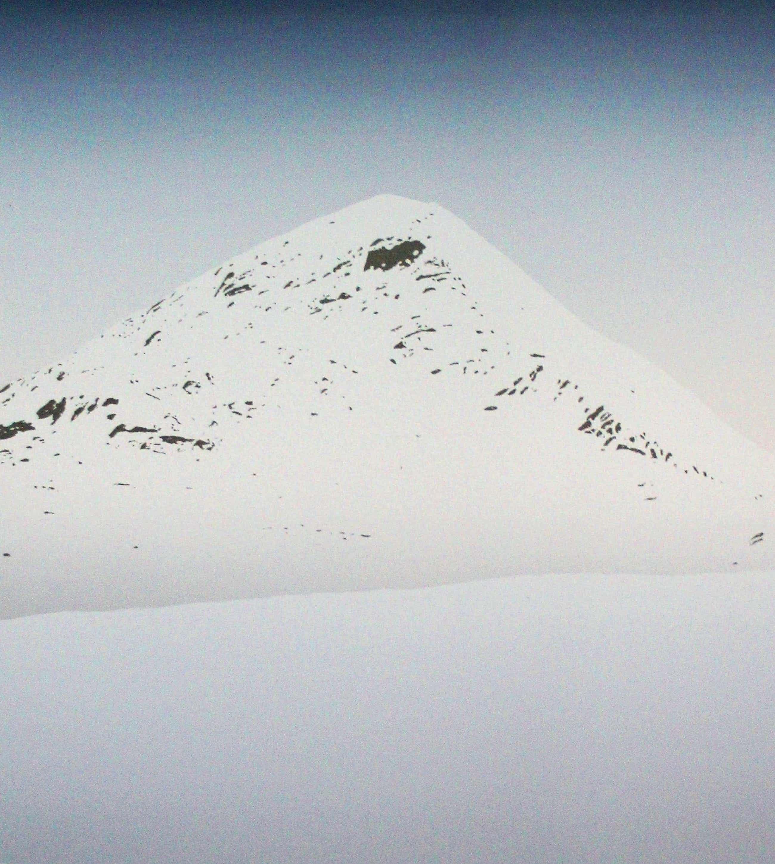 Jan Hendrix - Zeefdruk: Snow Curtain - 1998 kopen? Bied vanaf 60!
