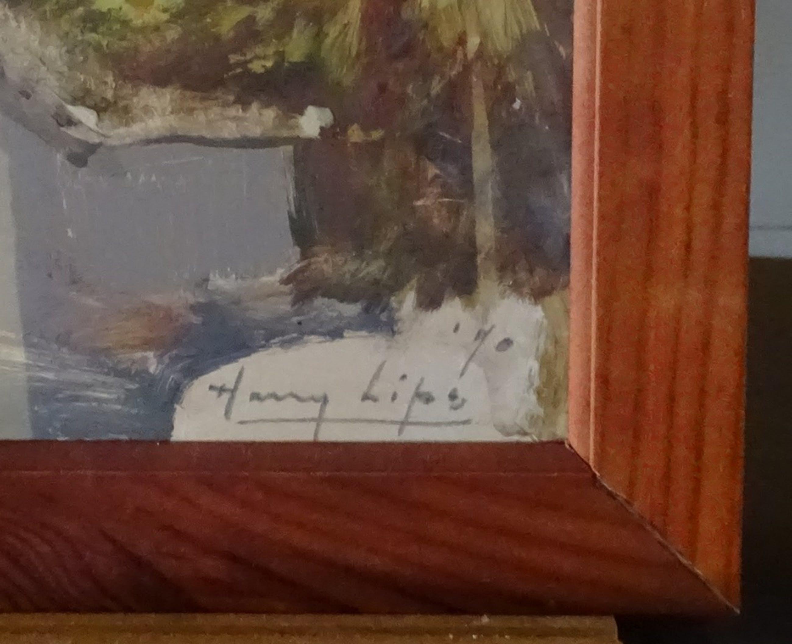 Harry Lips - Landschap Zuid-Frankrijk kopen? Bied vanaf 95!