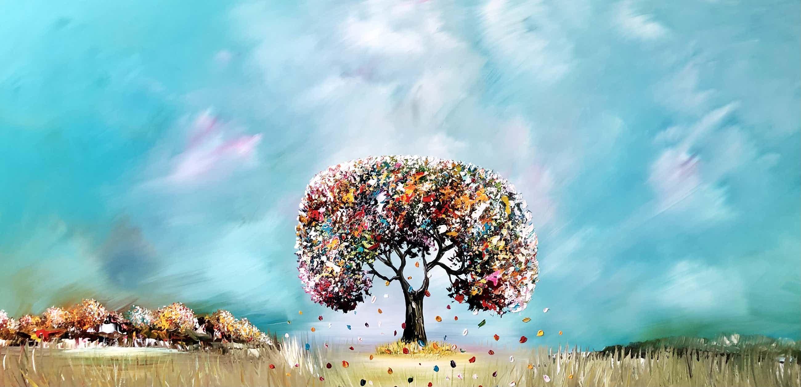 Gena - Tree of Life kopen? Bied vanaf 350!