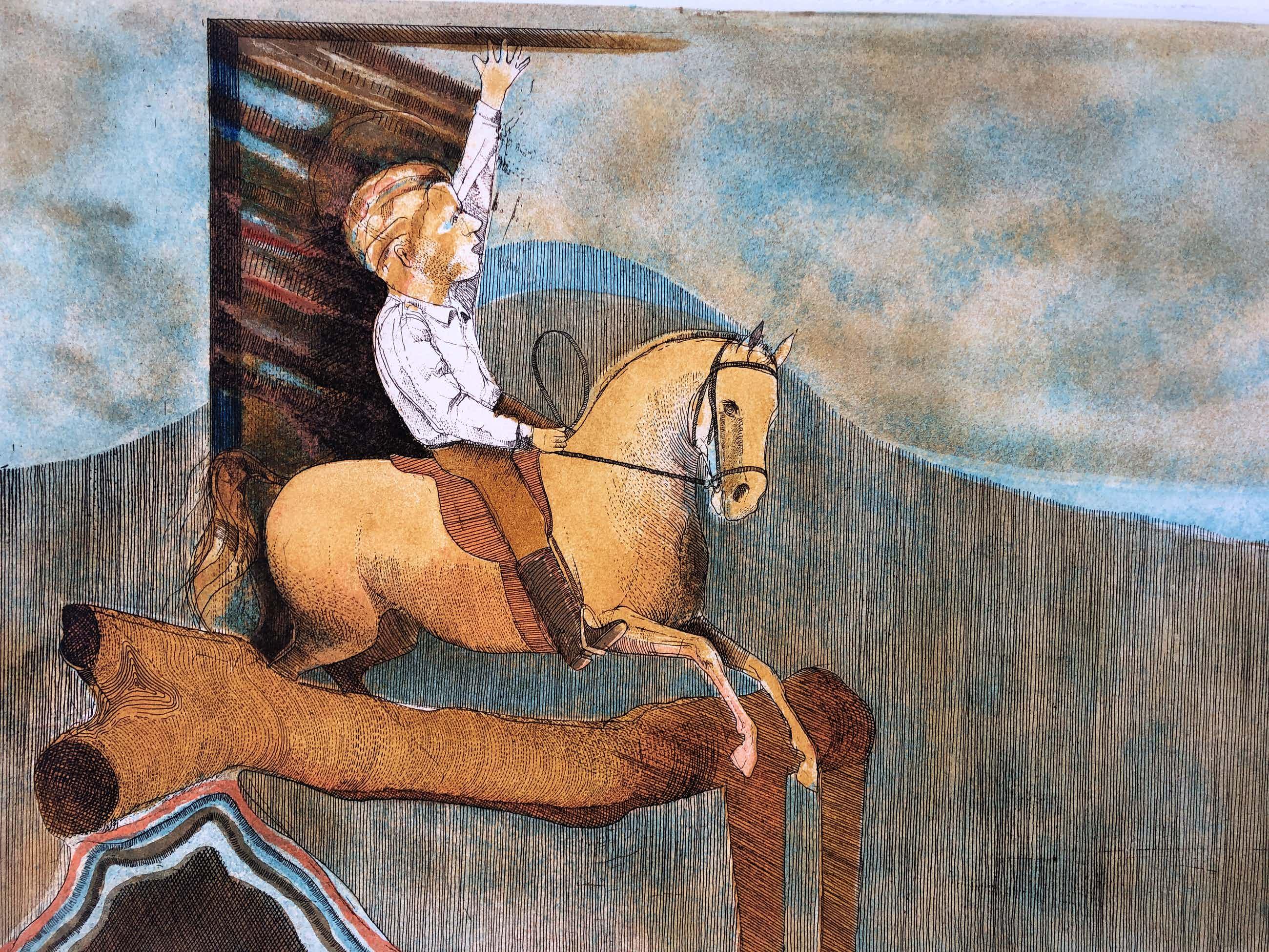 Aat Verhoog - Te paard kopen? Bied vanaf 75!
