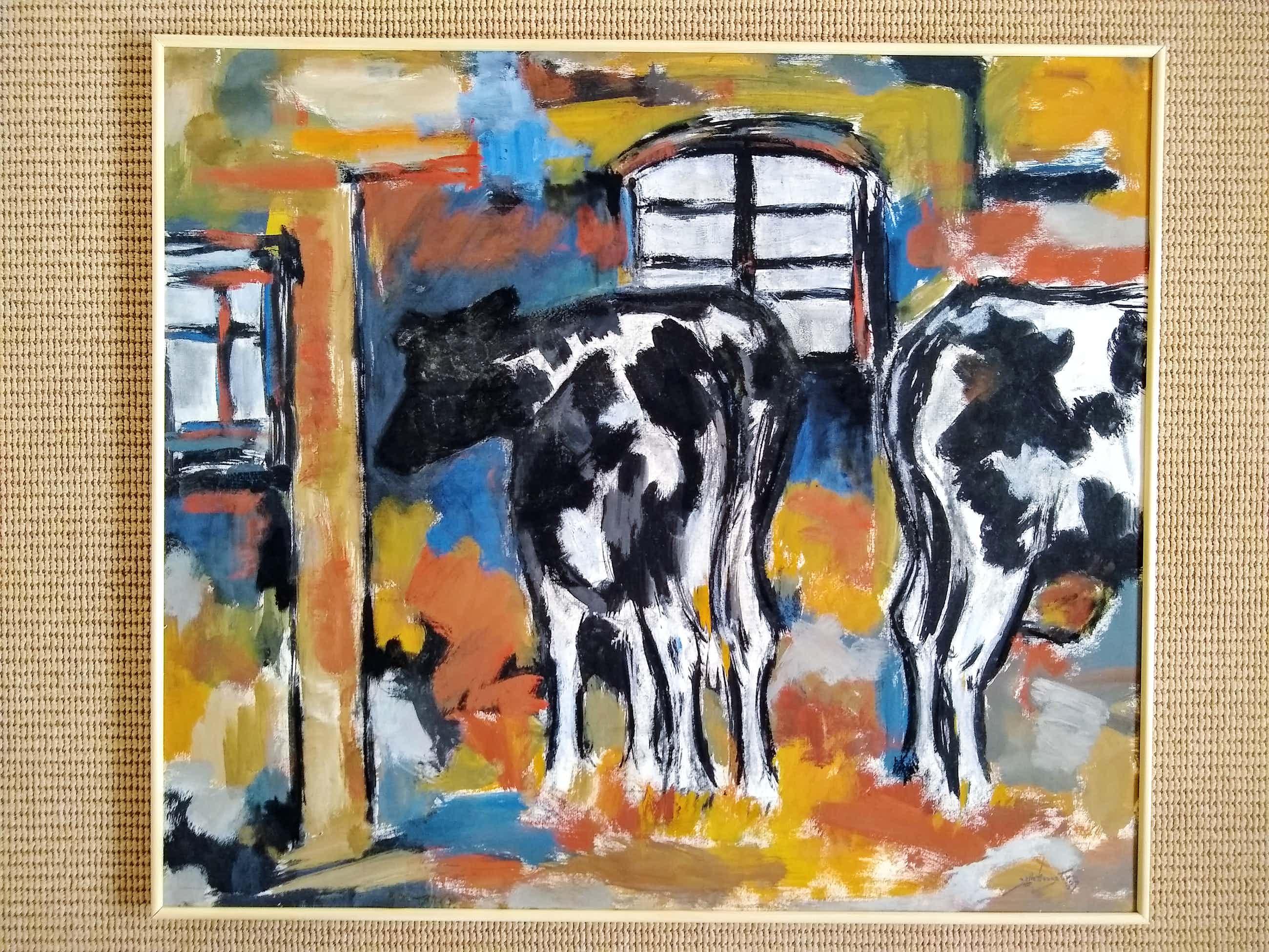 Jelle Hoogstra - koeien op stal kopen? Bied vanaf 1!