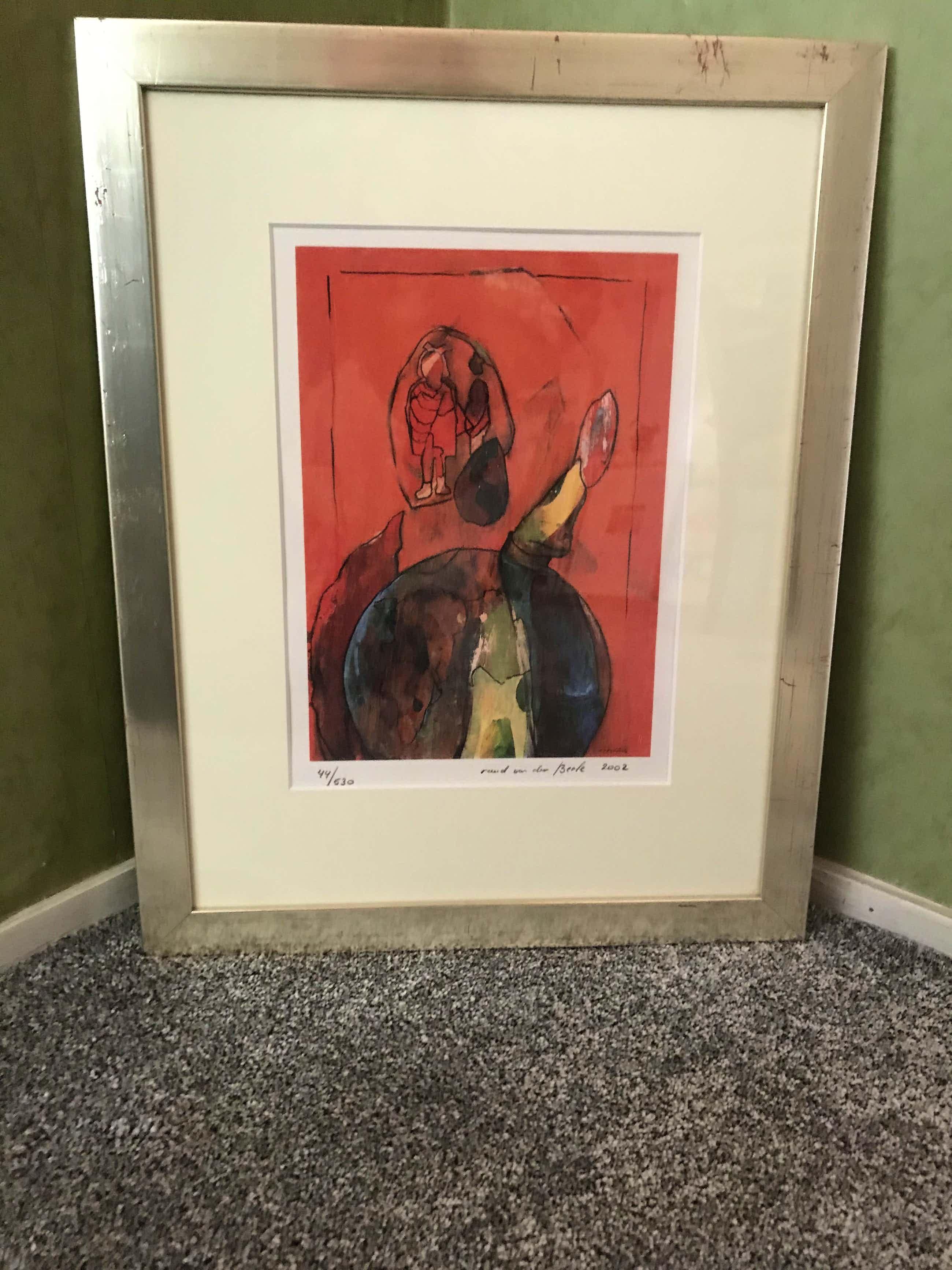 Ruud van der Beele - Abstract - Nr 44 van 530 kopen? Bied vanaf 55!