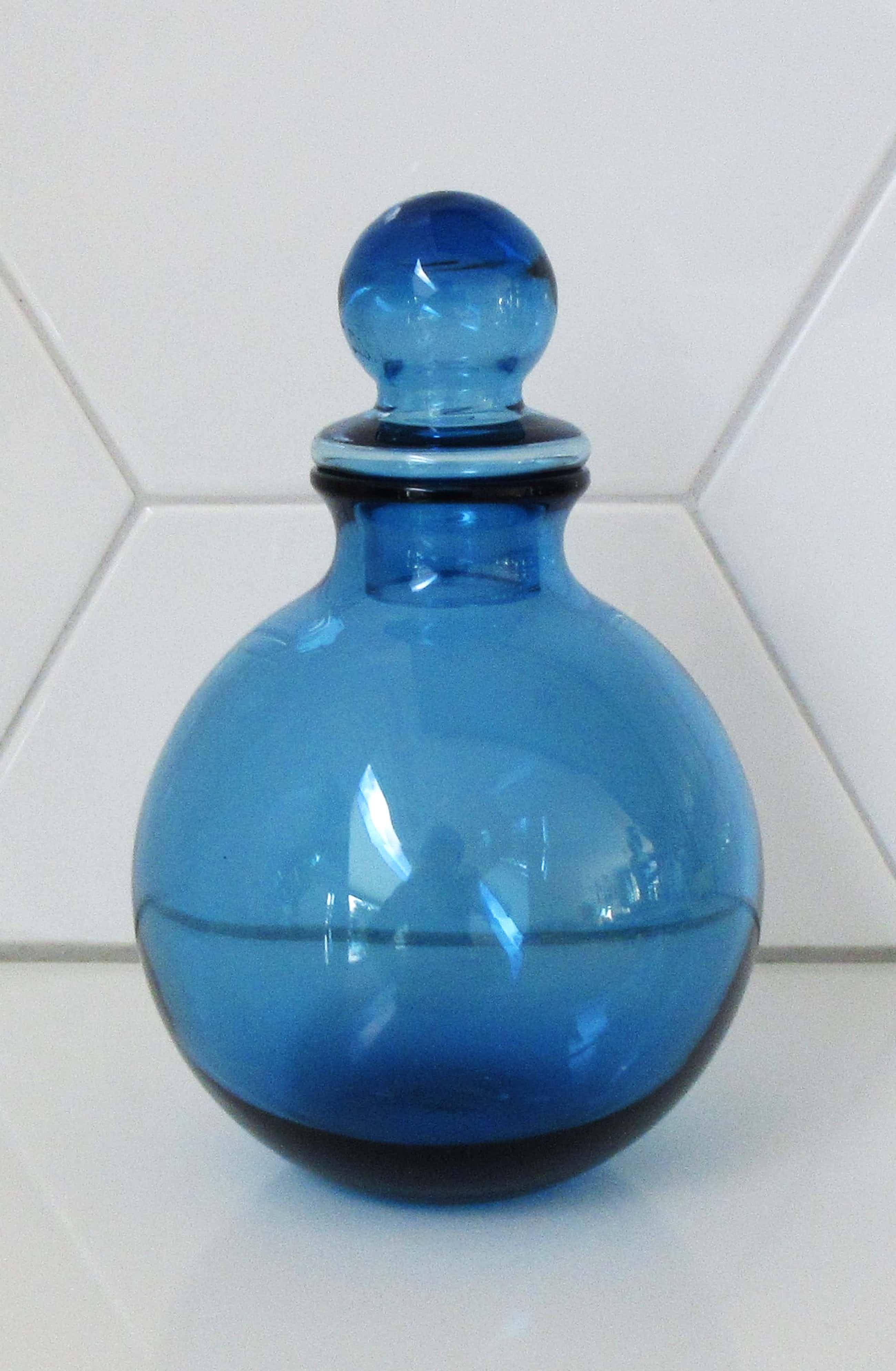 Siem van der Marel - Kristallen karafje 'Water' onderdeel van de 4-elementen serie kopen? Bied vanaf 45!