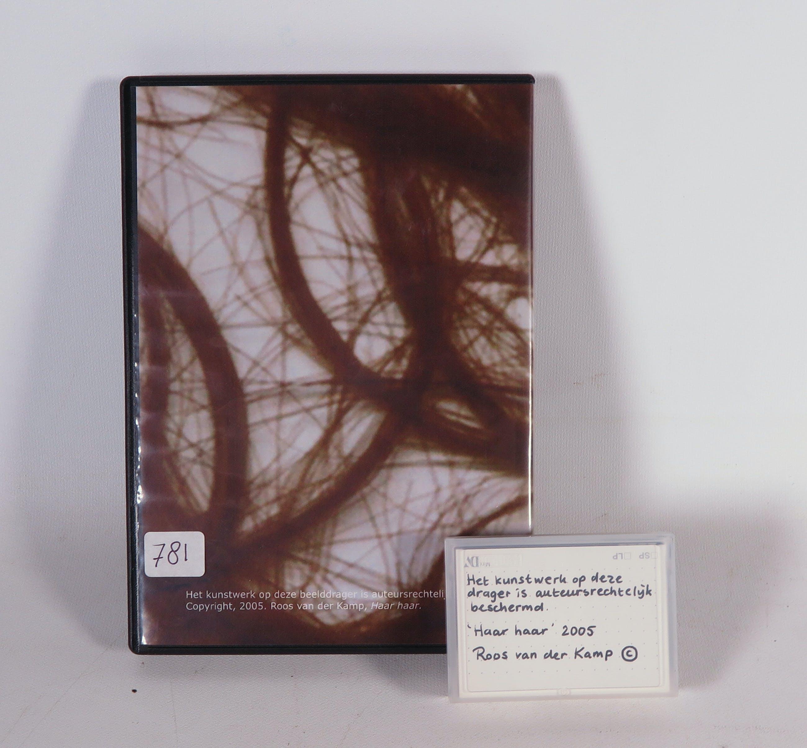 Roos van der Kamp - DVD en cassette, Haar haar kopen? Bied vanaf 1!