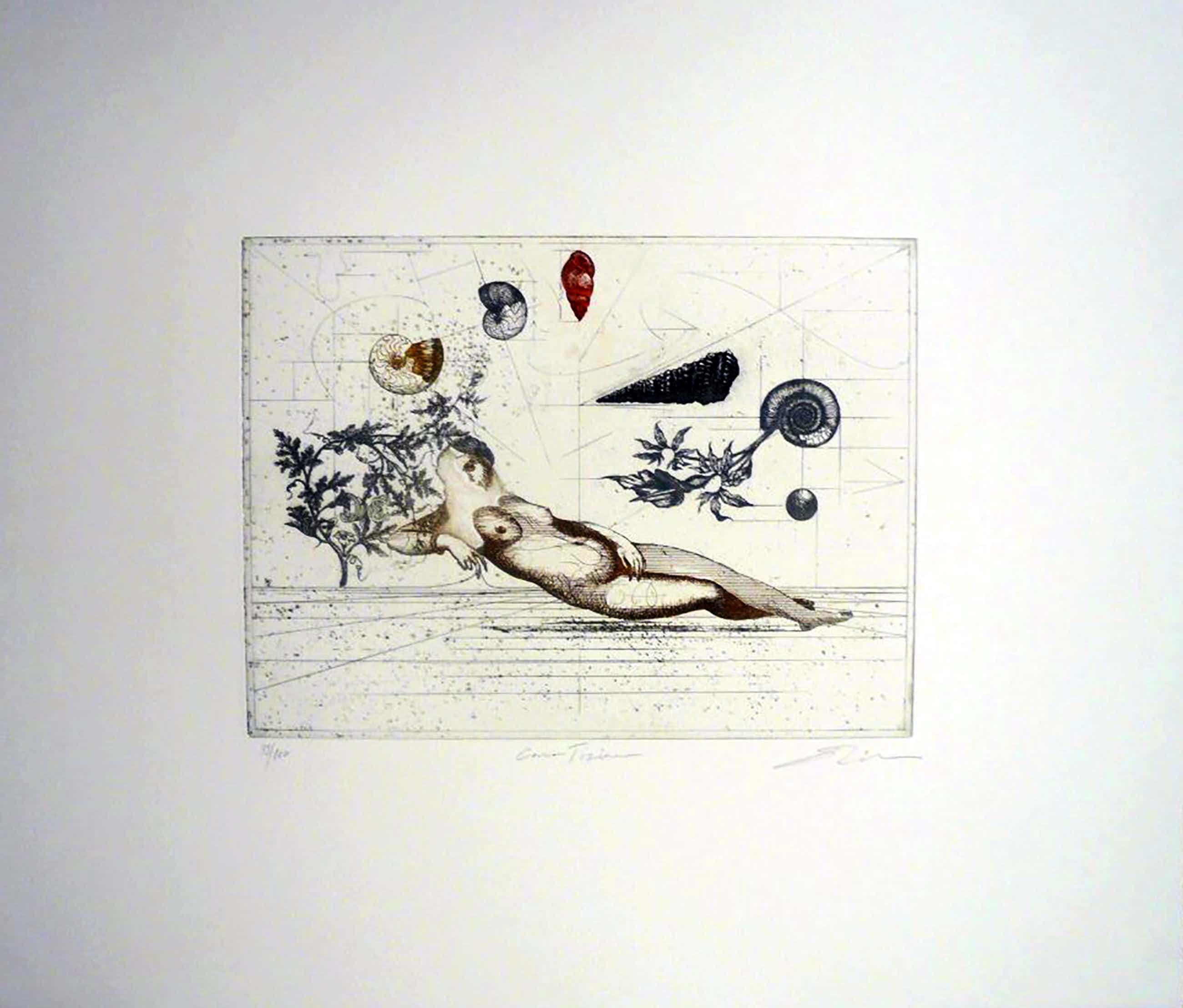 Dan Erceanu - Die Liegende Cono Tiziano kopen? Bied vanaf 49!